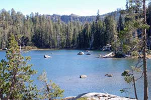 Photo of Dardanelle Lake, Meiss Country, El Dorado County, CA