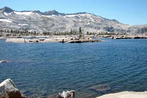 Photo of Lake Aloha, Desolation Wilderness, CA