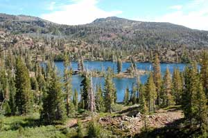 Photo of Susie Lake, Desolation Wilderness, CA