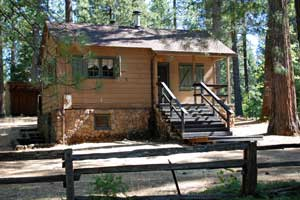 Photo of Sly Guard Cabin, Eldorado National Forest, CA